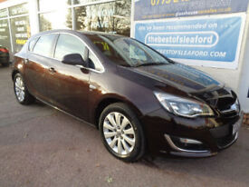 Vauxhall/Opel Astra 2.0CDTi 16v ecoFLEX 2013 Elite P/X Swap