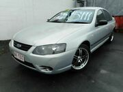2008 Ford Falcon BF Mk II XT Silver 4 Speed Sports Automatic Sedan Yeerongpilly Brisbane South West Preview