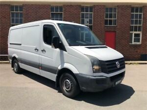 2011 Volkswagen Crafter 2EF1 MY11 35 White Sports Automatic Van Hamilton North Newcastle Area Preview