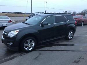 2013 Chevrolet Equinox LT ONLY 42KM CLEAN