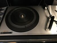 Record Player with speakers. All Transistor 1556 PYE Stereo