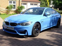 2015 64 BMW 4 SERIES 3.0 M4 2d AUTO 426 BHP * FULL SERVICE RECORD*