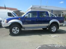 2005 Nissan Navara D22 S2 ST-R Blue 5 Speed Manual Utility Nambour Maroochydore Area Preview