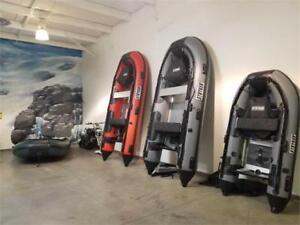 ALL REMAINING STRYKER BOATS ON SALE NOW AT CYCLE WORKS RED DEER!