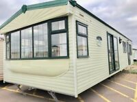 STATIC CARAVAN DOUBLE GLAZED - FREE SITE FEES FOR 17 / 18 - ESSEX FACILITIES AND SWIMMING POOLS