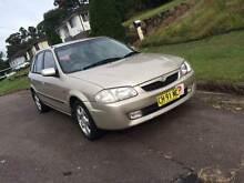 2000 Mazda 323 Hatchback Waratah West Newcastle Area Preview