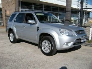 2012 Ford Escape ZD Silver 4 Speed Automatic Wagon Wangara Wanneroo Area Preview