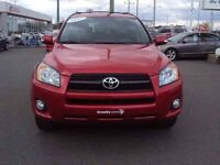 2011 TOYOTA RAV4 SPORT AWD TOIT OUVRANT MAGS
