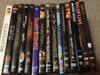 DVDS of famous/classic movies