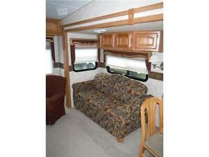 2007 Sabre 30RES Luxury 5th wheel trailer with power slideout Stratford Kitchener Area image 5