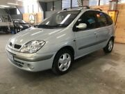 2002 Renault Scenic Expression Silver 5 Speed Manual Wagon Fyshwick South Canberra Preview