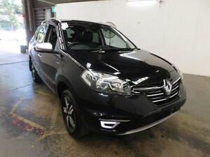 2015 Renault Koleos H45 MY15 Bose SE (4x2) Metallic Black Continuous Variable Wagon Virginia Brisbane North East Preview