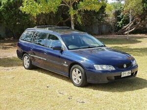 2003 Holden Commodore VY II Acclaim 4 Speed Automatic Wagon Windsor Gardens Port Adelaide Area Preview