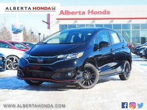 2019 Honda Fit Sport. Eco. Honda Sensing. Stability Assist. Back