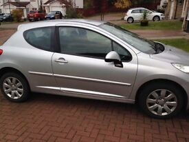 2008 PEUGEOT 207 1.4 M-Play LOW mileage
