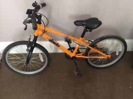 """Kids Bicycle, 20"""" wheels, 6 gears"""
