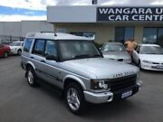 2003 Land Rover Discovery Series II Silver 4 Speed Automatic Wagon Wangara Wanneroo Area Preview