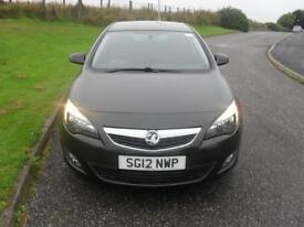Vauxhall/Opel Astra 1.6i VVT 16v ( 115ps ) 2012.5MY SRi 65500Mls FSH MOT 28/3/16