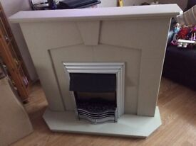 Fire place display