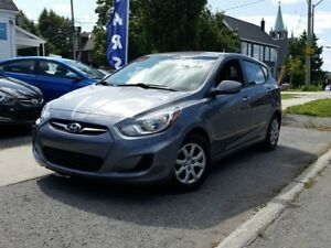 2013 Hyundai Accent 0 DOWN $41 WEEKLY!