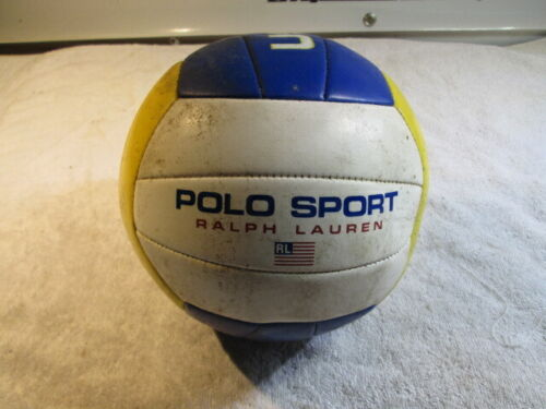 RALPH LAUREN POLO SPORT Vintage VOLLEYBALL USA Athlete 1997 Rawlings