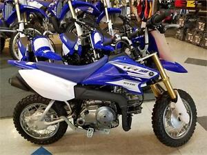 New Non Current 2016 Yamaha TT-R110E--SAVE NOW!