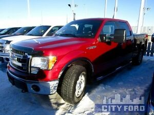 "2014 Ford F-150 4x4 SuperCrew 145"" XLT"