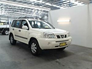 2003 Nissan X-Trail T30 ST (4x4) White 5 Speed Manual Wagon Beresfield Newcastle Area Preview