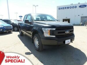 2018 Ford F-150 XL 4x4 - Rear View Camera, Trailer Tow Package