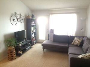 Two bedroom condo for rent Across from Clareview LRT