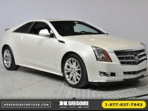2011 Cadillac CTS Coupe Performance AC CRUISE BLUETOOTH SIEGES C