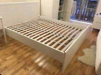 IKEA King Size Bed - Delivery can be arranged