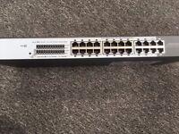 HP Procurve 1800G-24 (£100 each) X3