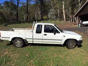 1991 Toyota Hilux Ute Spencer Gosford Area Preview