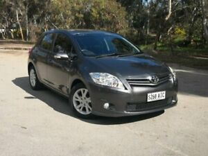 2010 Toyota Corolla ZRE152R MY10 Ascent Sport Grey 4 Speed Automatic Hatchback Mile End South West Torrens Area Preview