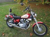 Yamaha XV 250 VIRAGO MOTORCYCLE