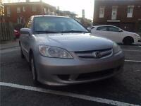 Honda Civic 2004, Propre, Fiable, Economique 1.7L
