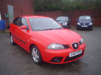 2007 Seat Ibiza 1.2 12v Reference+excellent condition!