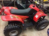 2004 Can Am DS 90 cc kids ATV