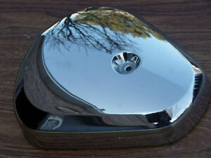 YAMAHA ROAD STAR CHROME STOCK BREATHER COVER