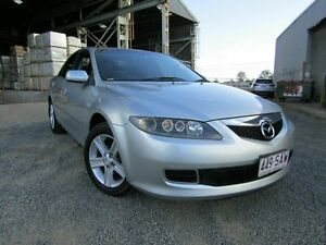 2006 Mazda 6 GG1032 Classic Silver 5 Speed Sports Automatic Sedan Yeerongpilly Brisbane South West Preview