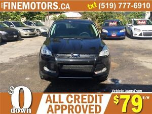 2013 FORD ESCAPE SE * 4X4 * ECO BOOST * CAR LOANS FOR ALL CREDIT London Ontario image 4