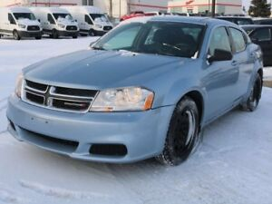 2013 Dodge Avenger SE, 2.4L, FWD, CRUISE, AIR CONDITIONING, KEYL