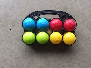 Children's bocce ball set Windsor Region Ontario image 1