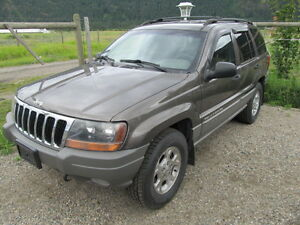 2000 Jeep Grand Cherokee SUV, Crossover PRICE REDUCED