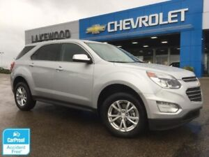2017 Chevrolet Equinox LT (AWD, Heated Front Seats, MyLink)