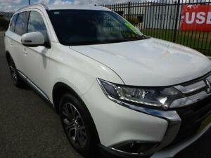 2018 Mitsubishi Outlander ZL MY18.5 LS 2WD White 6 Speed Constant Variable Wagon Singleton Singleton Area Preview