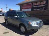 2010 Subaru Forester X Sport****AWD***ONLY 123 KMS***AUTOMATIC