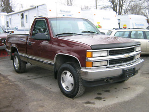 Wanted 1988-98 Chevy Parts Truck
