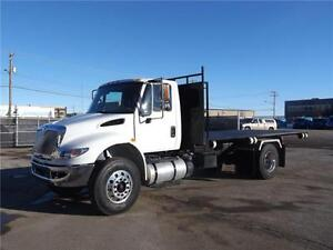 2016 International 4300 SBA – Kargo King Kwik-Load Package